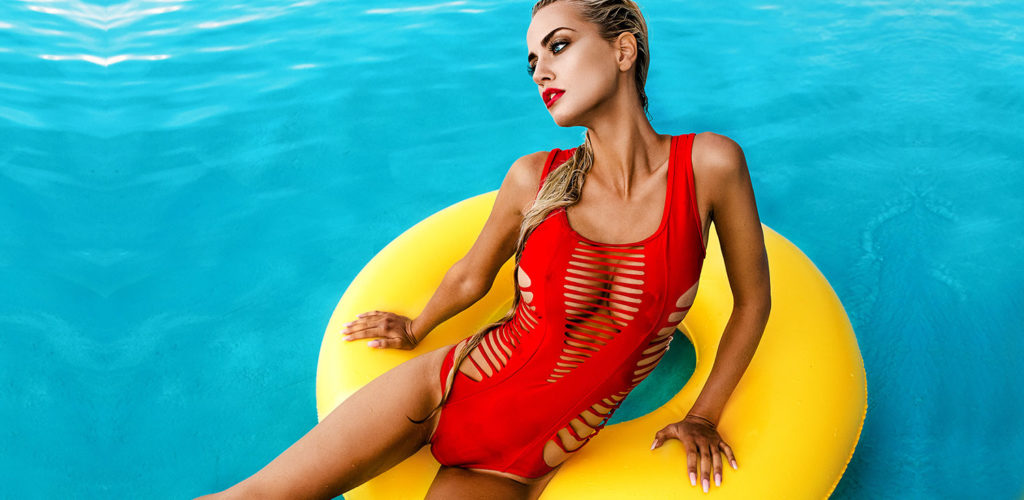 One-piece swimsuit | Fashion | Lifestyle